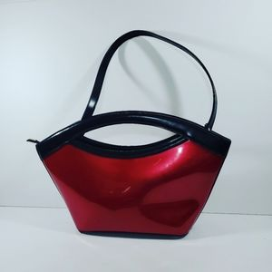 Beijo Brilliant Red Handbag